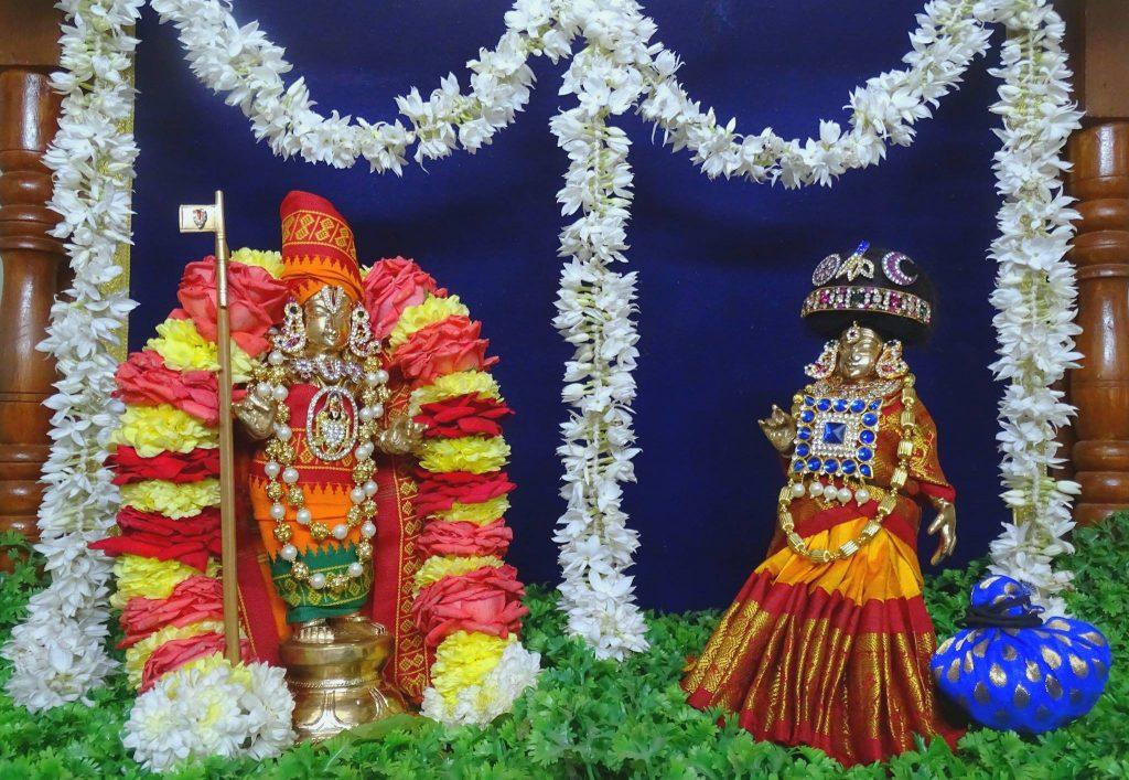 ஸ்ரீ ராமானுஜரும், திருக்கோளூர் பெண்பிள்ளையும்