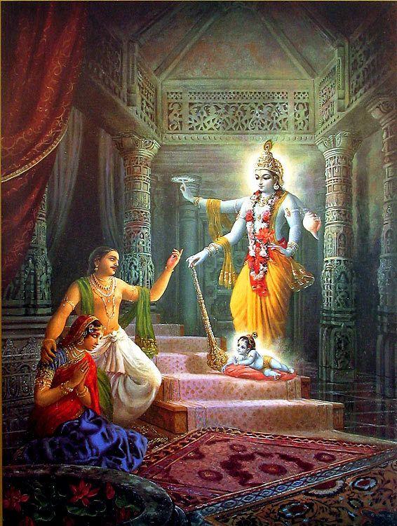 Sri Krishna Thiru Avataram